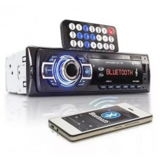 Rádio Automotivo 60W X 4 Aux USB SD FM MP3  Knup KP-C23BH